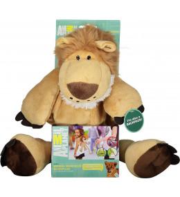 KINDMO KIDS - Mochila com Alça para Controle Leão Animal Planet