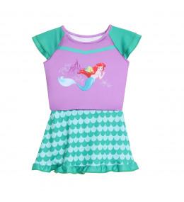 KINDMO KIDS - Colete de Natação Infantil Pequena Sereia Princesas Disney