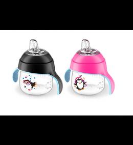 KINDMO KIDS - Copos Pinguim Philips Avent - 2pcs