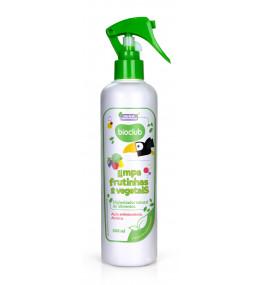KINDMO KIDS - Limpeza Orgânica de Frutinhas e Vegetais Bioclub - 300ml