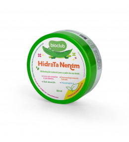 KINDMO KIDS - Hidratante infantil Hipoalergênico Hidrata Neném Bioclub - 150ml