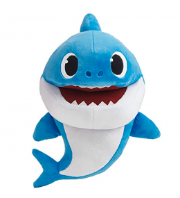 Marionete Musical Baby Shark - KINDMO KIDS