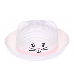KINDMO KIDS - Chapéu de Palha Baby Gato
