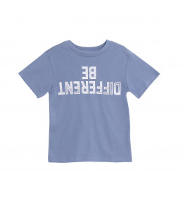 KINDMO KIDS - Camiseta Be Different Frente
