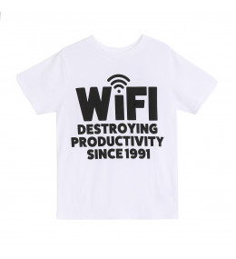 KINDMO KIDS - Camiseta WiFi