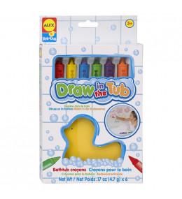 KINDMO KIDS - Giz de Cera para Desenhar no Banho