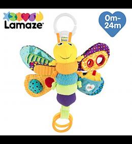 KINDMO KIDS - Borboleta Brinquedo de Atividades para Car Seat e Carrinho