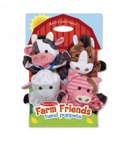 KINDMO KIDS - Fantoches Animais da Fazenda
