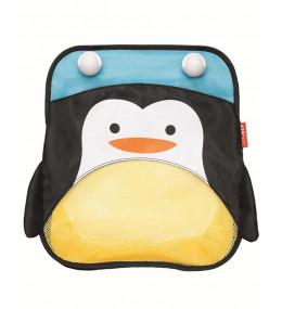 KINDMO KIDS Skip Hop Organizador de Banho Pinguim Frente