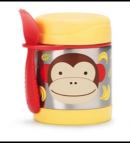 Pote Térmico Skip Hop Macaco - KINDMO KIDS