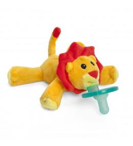 KINDMO KIDS - WubbaNub Little Lion - Chupeta com leão de pelúcia