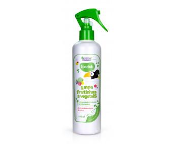 Limpeza Orgânica de Frutinhas e Vegetais Bioclub - 300ml