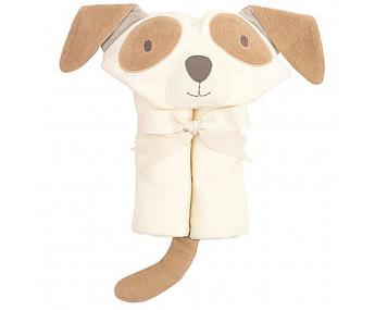KINDMO KIDS - Toalha de Banho com Capuz Cachorro
