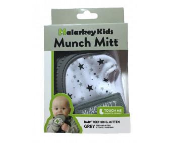 Mordedor Luva Munch Mitt Cinza