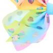 KINDMO KIDS - Laço de Cabelo Arco Íris da Jojo Siwa