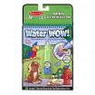 KINDMO KIDS - Livro de Atividades Mágico com Caneta de Água - Animais
