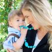 KINDMO KIDS - Mordedor Colar para Mamãe e Bebê Nuby uso