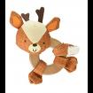 KINDMO KIDS - Chocalho e Brinquedo de Madeira Alce