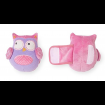 KINDMO KIDS - Kit Car Seat e Carrinho Brinquedo e Almofada de Pescoço Coruja