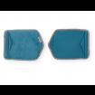 KINDMO KIDS - Protetor Cinto de Segurança Infantil Azul